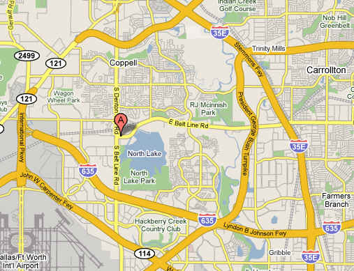 Map coppell aggie moms club coppell tx 75019 publicscrutiny Choice Image